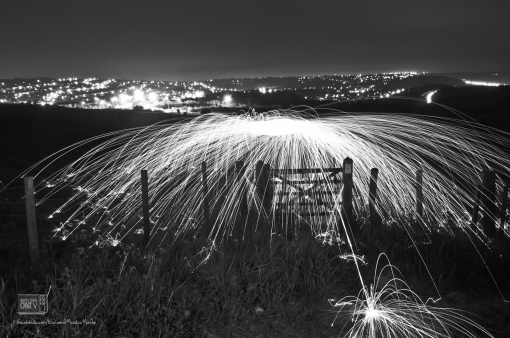 Night Shots in Brighton